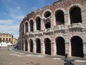 Arena di Verona, di Ilaria (1la)