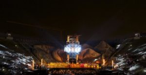 Aida di Verdi, Immagine di Fura dels Baus