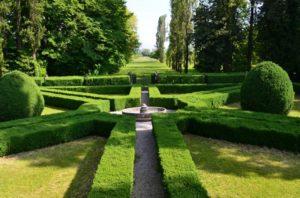 Giardino di Villa Zonca