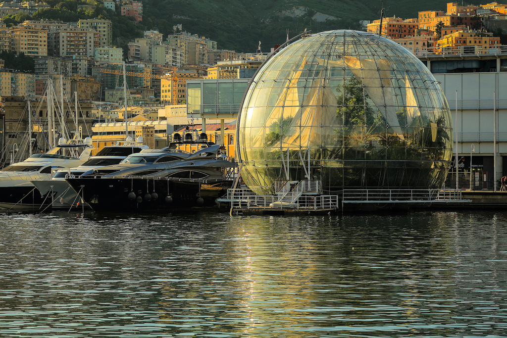 Genova, Acquario