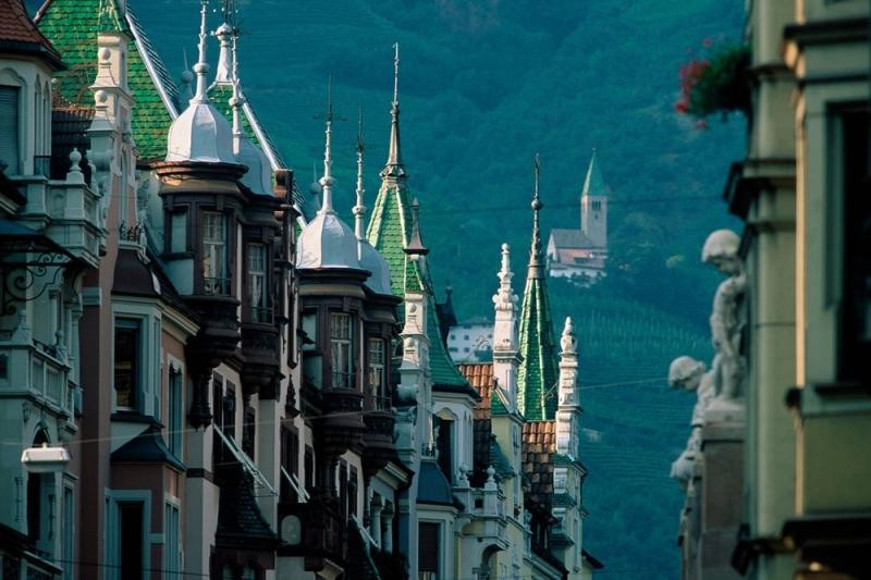 Bolzano, Immagine di Azienda Soggiorno e Turismo
