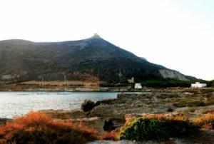 Vista di Favignana, Immagine di Carlotta Cicotti