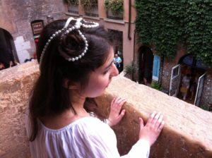 Verona, Balcone di Giulietta