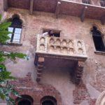Verona, il balcone di Giulietta