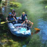 Rafting sul fiume Nera, Umbria