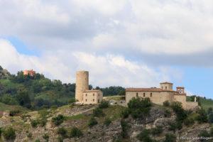 Fortezza di San Leo - Immagine di Flickr user Intellicaviar