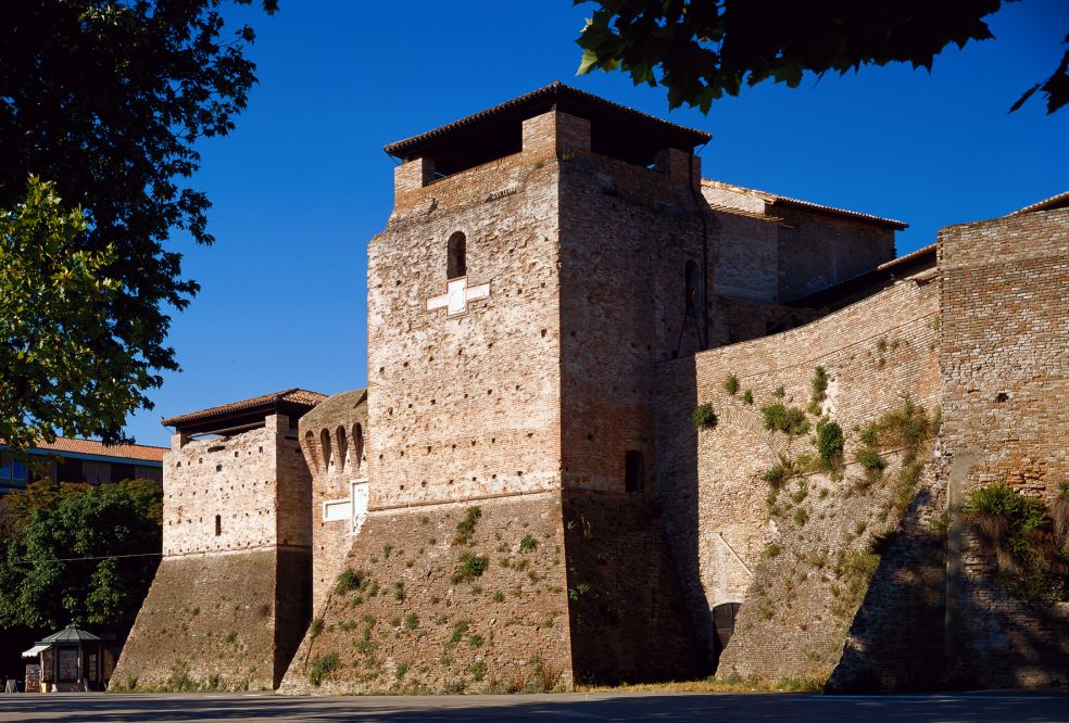 Rimini, Castello di Sismondo, Immagine di Turismo Emilia Romagna