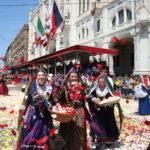 Cagliari, celebrazione Sant'Efisio