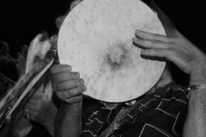 Tamburo tradizionale, Immagine di Flickr User Foc's