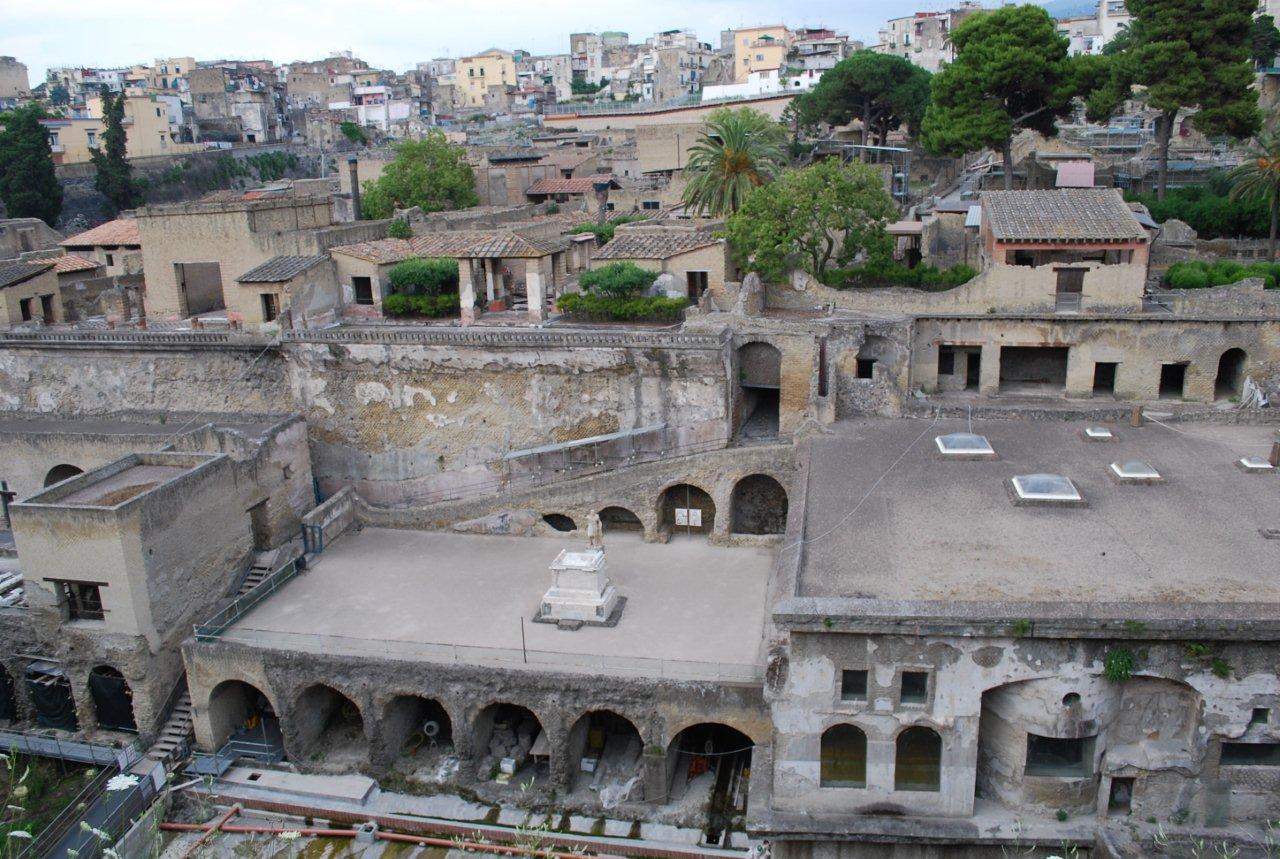 siti archeologici di Ercolano