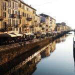 Milano, Il Naviglio Grande. Immagine di Flickr User Ste @stepek