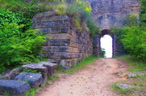 L'antica città di Velia, Immagine di Flickr User Gianfranco Vitolo