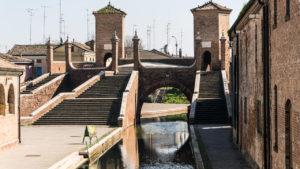 Comacchio, Immagine di Flicker user Luca Sartoni