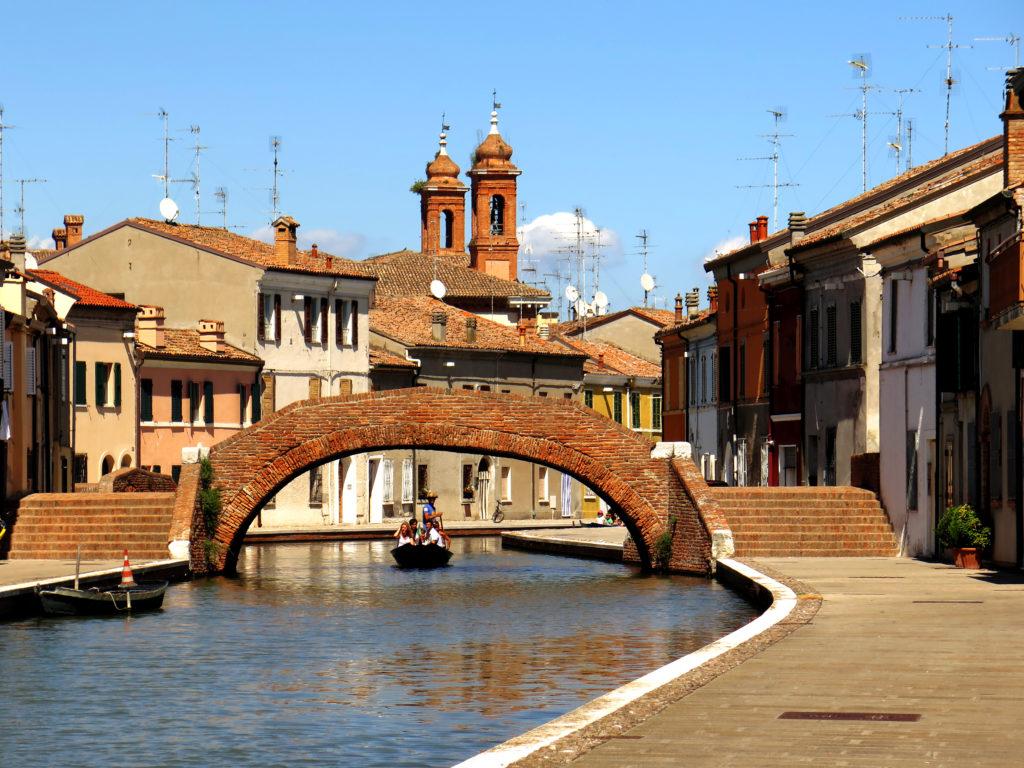 Comacchio, Immagine di Flickr user Alata