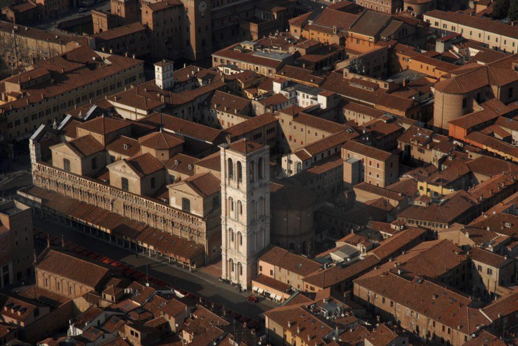 Ferrara , Immagine di Flickr user Luigi Rosa