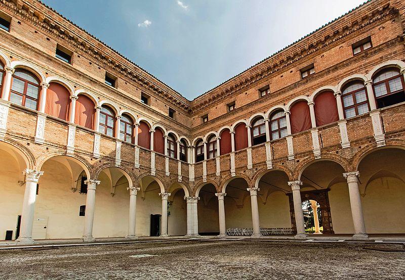 Palazzo Costabili, Immagine di Remo.lanzoni