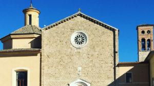 Rieti, chiesa di San Francesco