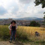 Syusy a Biccari, Monti Dauni