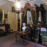 Villa Verdi, interno