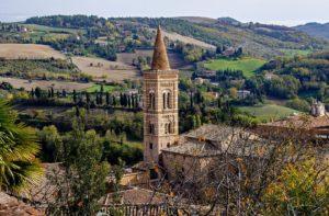 Le Marche, campanile