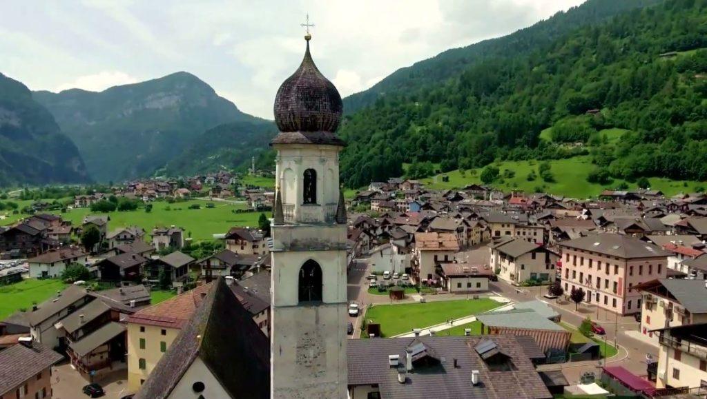Mezzano, il borgo