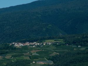 Coredo, Panorama Tavon (immagine di Wikipedia)