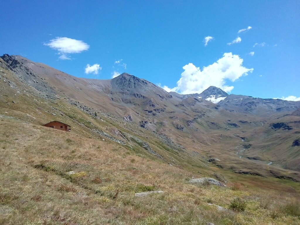 Valle d'Aosta, il rifugio Grauson