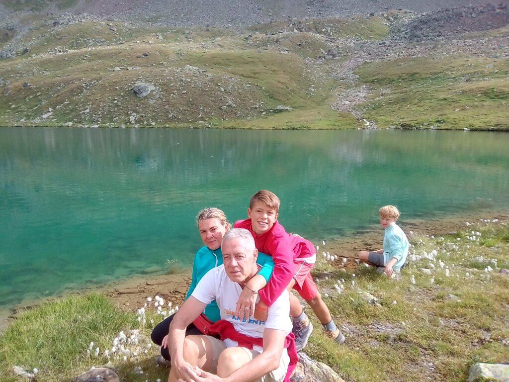 Valle d'Aosta, i laghi della Valle di Cogne