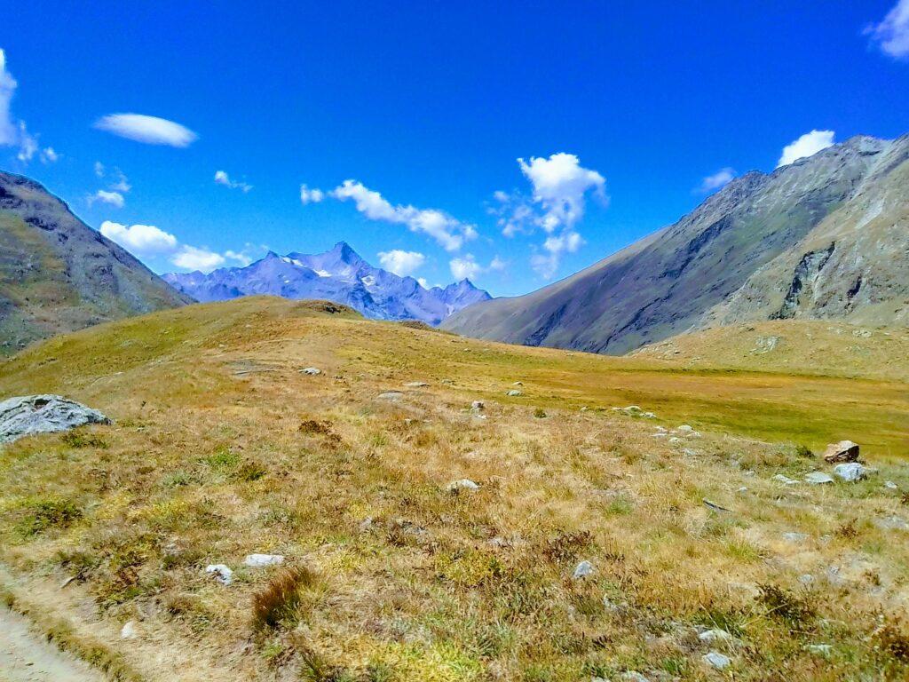 Valle d'Aosta, paesaggio Valle di Grauson