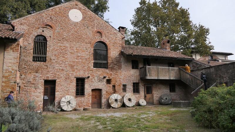Abbazia di Chiaravalle, mulino