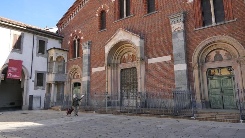 Al mercato di Sant'Eustorgio