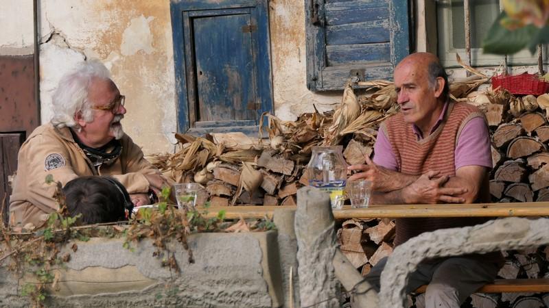 Patrizio e Andrea, Cascina Campazzo