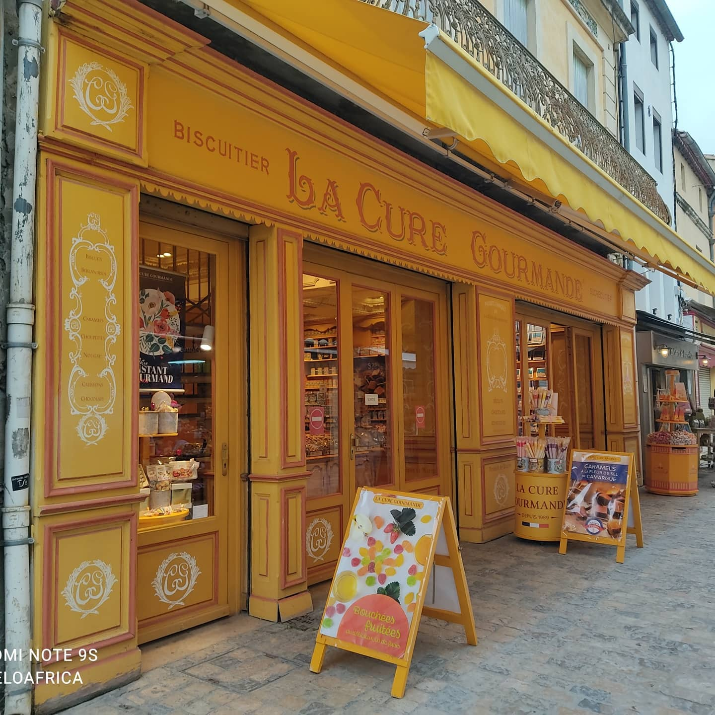 Biscotterie a Aigues