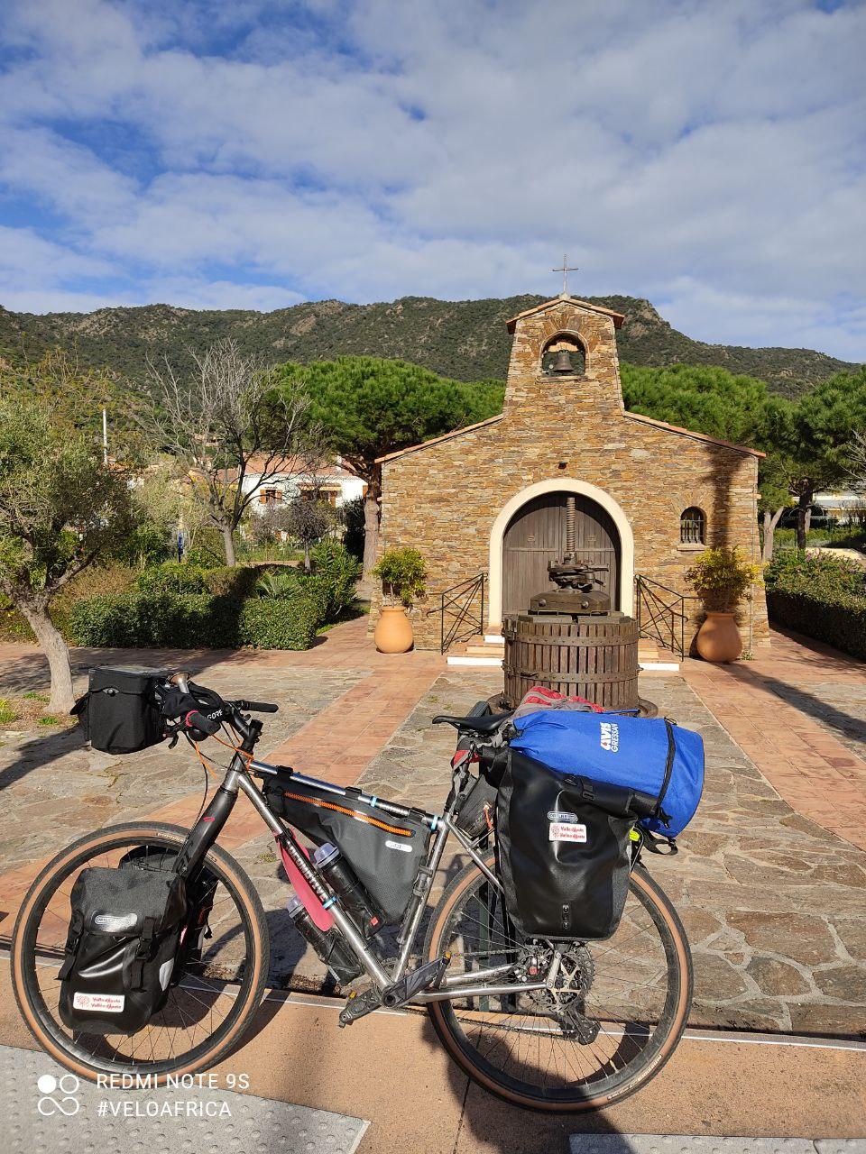 Frida un torchio vinario e una cappella medievale