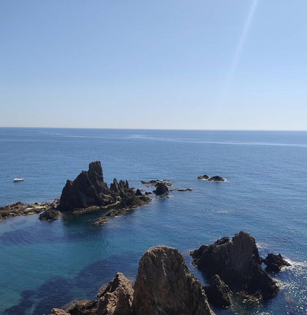 Il mare di Almeria