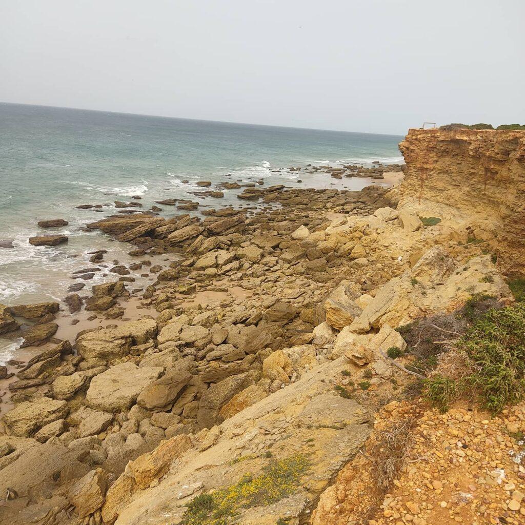 Il mare di Chiclana de la Frontera