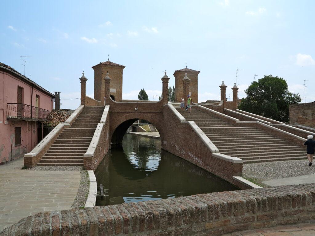Idrovia Ferrarese: Comacchio