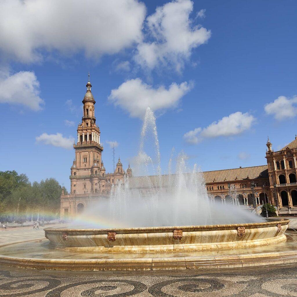 Siviglia, Plaza de España