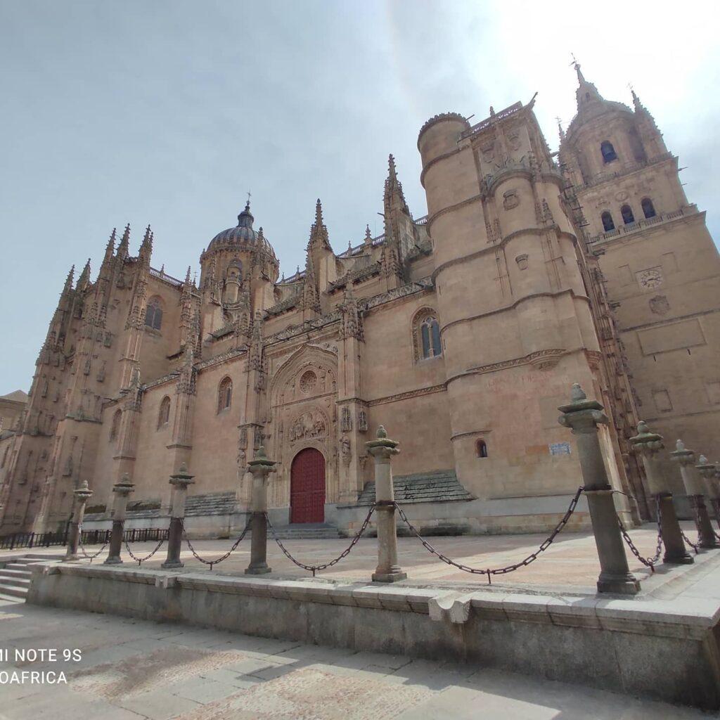 Plaza de Anaya a Salamanca