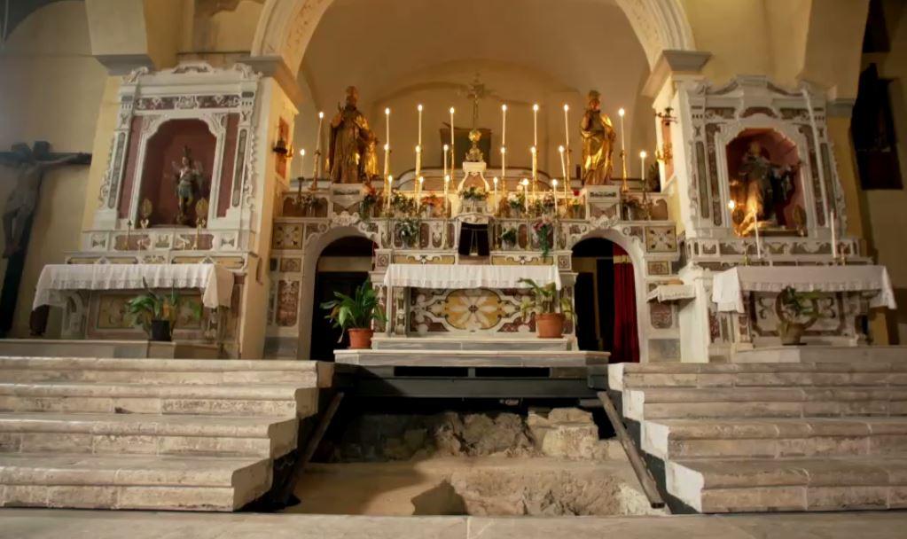 Chiesa di San Nicola, Lagonegro