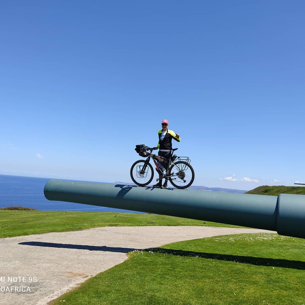 Mettete delle bici sopra i vostri cannoni...