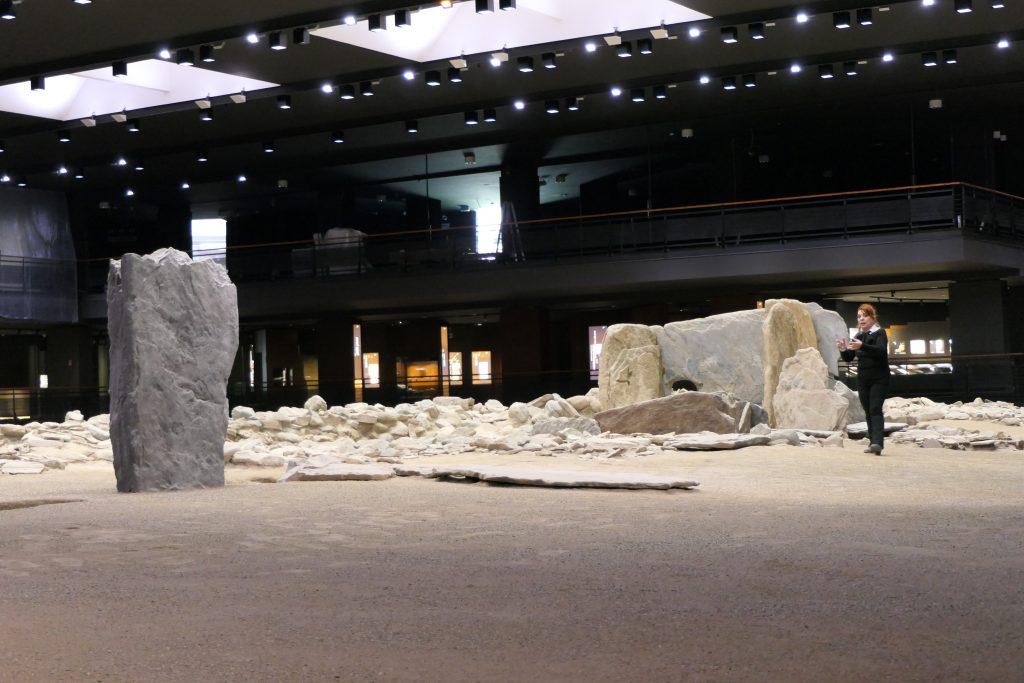 Syusy nell'Area Megalitica di Aosta