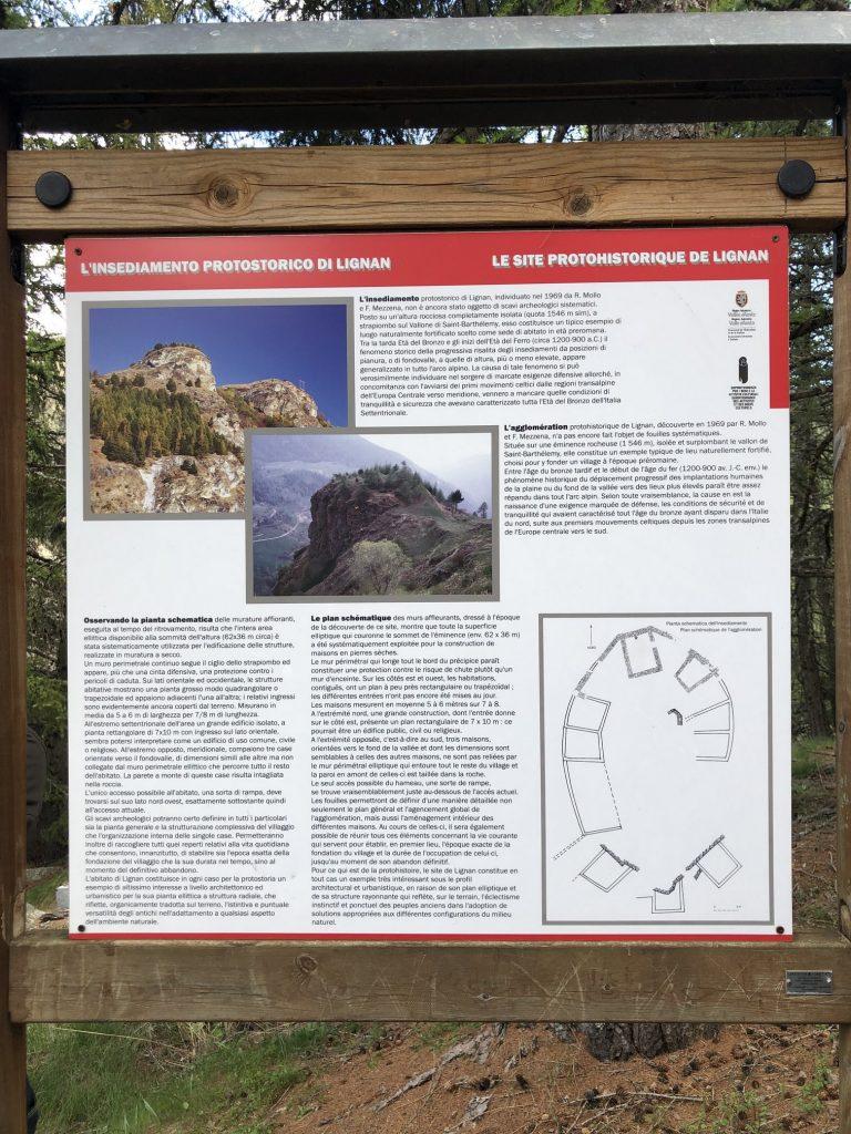 Castelliere di Lignan